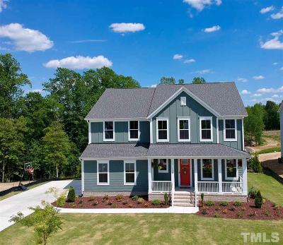 Rolesville Single Family Home For Sale: 1328 Spicer Lane