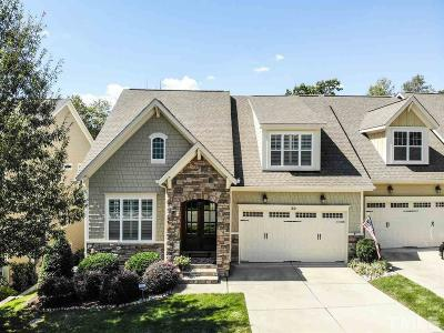 Durham County Townhouse For Sale: 20 Grandwood Circle
