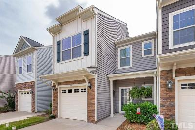 Holly Springs Townhouse Pending: 137 Beaconwood Lane