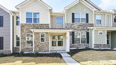 Wake Forest Townhouse For Sale: 840 Country Downs Road #65