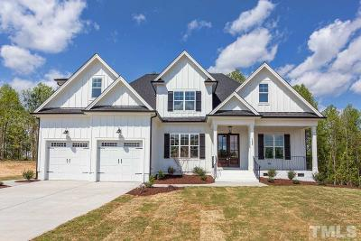 Wake Forest Single Family Home For Sale: 1429 Sweetclover Drive