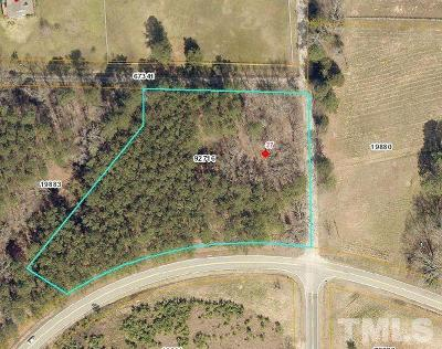 Chatham County Residential Lots & Land Pending: 37 Shad Lane