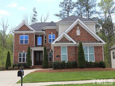 Durham Single Family Home For Sale: 212 South Bend Drive