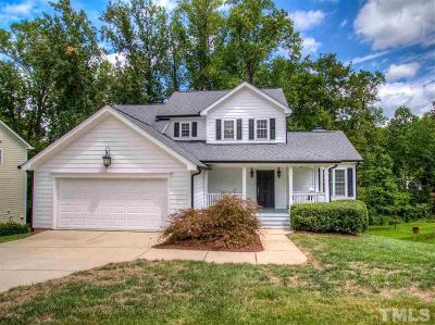 Apex Single Family Home For Sale: 1302 Whiston Drive