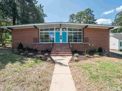 Single Family Home For Sale: 2703 Ashland Street