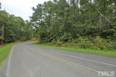 Durham County Residential Lots & Land Contingent: 1415 Ruritan Road