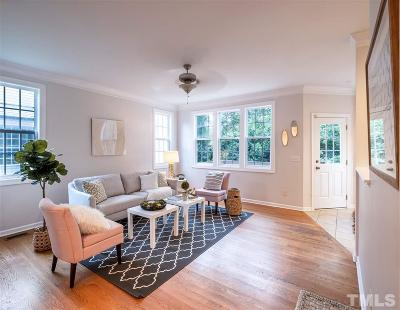 Carrboro Single Family Home For Sale: 107 Colson Street
