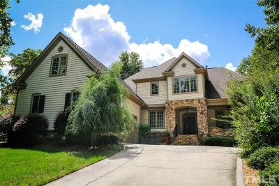 Chapel Hill Single Family Home For Sale: 19200 Stone Brook