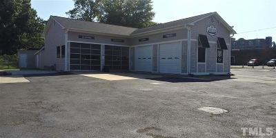 Durham Commercial For Sale: 5000 N Roxboro Road