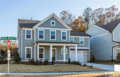 Apex Single Family Home For Sale: 3231 Ripley River Road #WB Lot 3