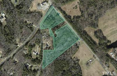 Durham County Residential Lots & Land For Sale: 7881 Stagville Road