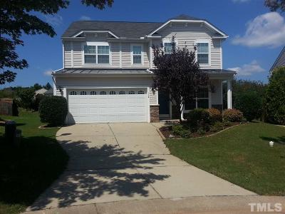 Holly Springs Single Family Home For Sale: 112 Cobblebrook Court