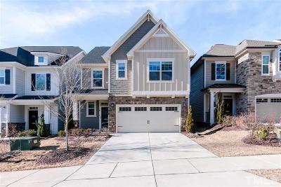 Morrisville Single Family Home For Sale: 250 Begen Street