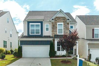 Cary Single Family Home For Sale: 2214 Rocky Bay Court