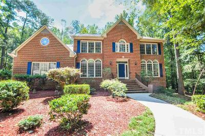 Chapel Hill Single Family Home For Sale: 204 Woodleaf Drive