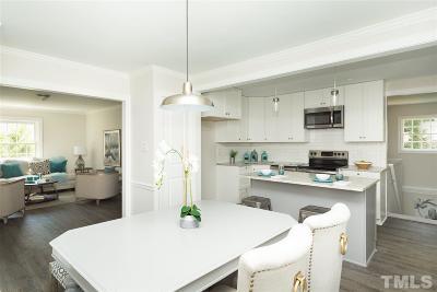 Durham Single Family Home For Sale: 2115 Crosswind Avenue