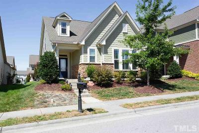 Morrisville Single Family Home For Sale: 1309 Oatney Ridge Lane