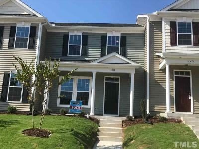 Morrisville Rental For Rent: 1039 Myers Point Drive
