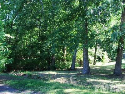 Wake County Residential Lots & Land For Sale: Ashley Road