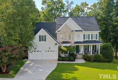 Cary Single Family Home Contingent: 106 Burgwin Wright Way