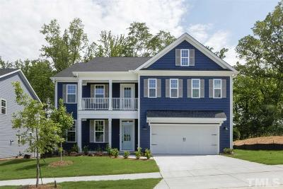 Wake Forest Single Family Home Pending: 3029 Thurman Dairy Loop #Lot 10
