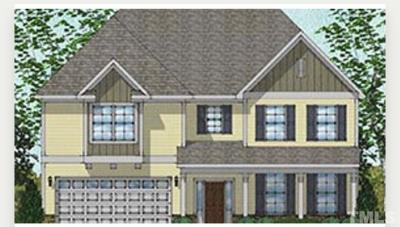 Wake Forest Single Family Home Pending: 8917 Mother Nancy Drive #Lot 82