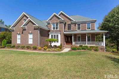 Raleigh Single Family Home For Sale: 9200 Winged Thistle Court