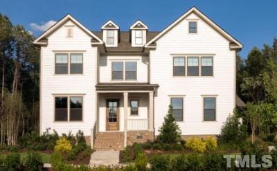 Apex Single Family Home Pending: 434 Grand Highclere Way #17