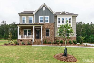 Apex Single Family Home Pending: 478 Grand Highclere Way #6