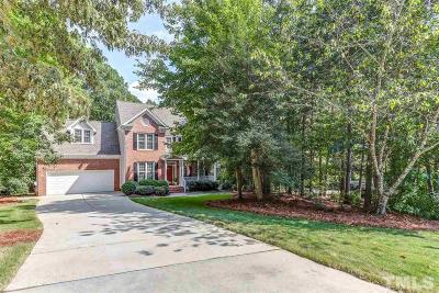 Wake County Single Family Home For Sale: 10800 Crisp Drive