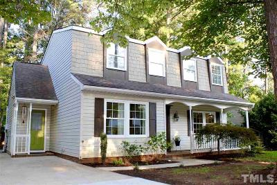 Wake County Single Family Home For Sale: 6504 Hammersmith Drive