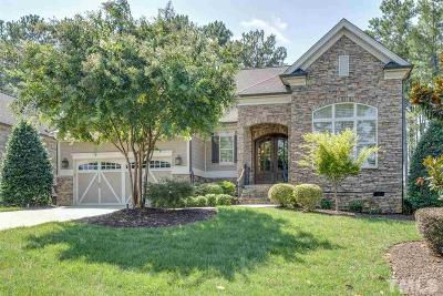 Wake Forest Single Family Home For Sale: 7733 Cullingtree Lane