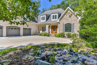 Chapel Hill Single Family Home For Sale: 10420 Stone