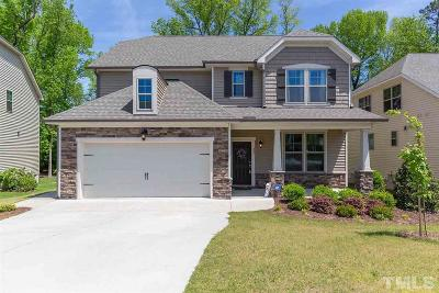 Fuquay Varina Single Family Home For Sale: 621 Culmore Drive