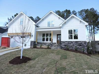 Knightdale Single Family Home For Sale: 614 Glenmere Drive