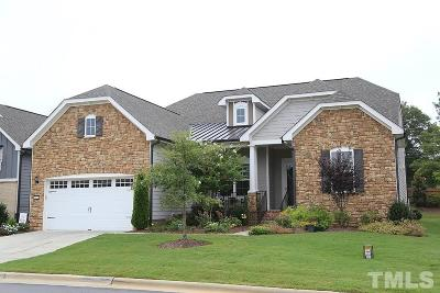 Wake County Single Family Home For Sale: 8448 Lentic Court