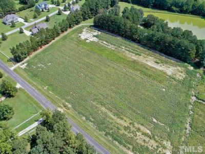 Wake County Residential Lots & Land For Sale: 4128 Lassiter Road