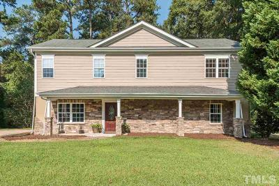 Apex Single Family Home For Sale: 1341 Davis Drive