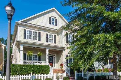 Raleigh Single Family Home For Sale: 1619 Elegance Drive