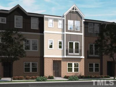 Cary Townhouse For Sale: 4125 Mahal Avenue