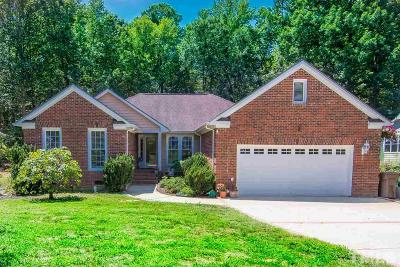 Apex Single Family Home For Sale: 3905 Perney Court