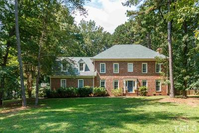Wake County Single Family Home For Sale: 10600 Baden Place