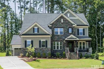 Raleigh Single Family Home Pending: 5300 Burcliff Place #79