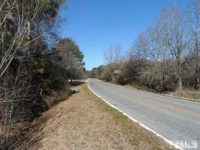 Johnston County Residential Lots & Land For Sale: 896 Capps Road