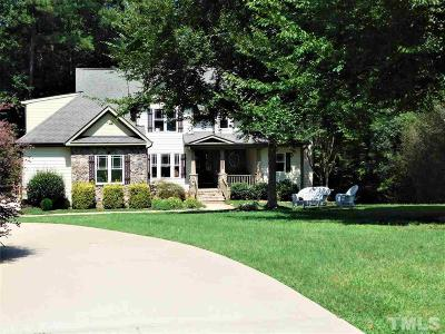 Wake Forest Single Family Home For Sale: 8733 Carradale Court