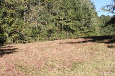 Wake County Residential Lots & Land For Sale