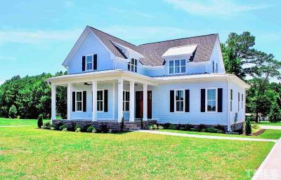Johnston County Single Family Home For Sale: 82 Constitution Avenue