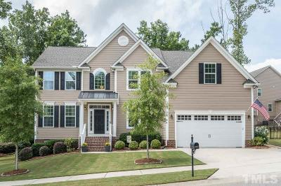 Wake Forest Single Family Home For Sale: 1505 Endgame Court