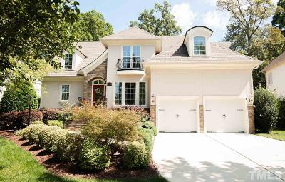 Wake Forest Single Family Home For Sale: 10109 San Remo Place