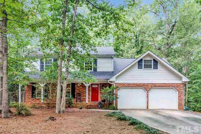 Cary Single Family Home For Sale: 1305 Huntwood Lane
